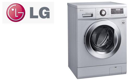 تعمیر لباسشویی ال جی LG