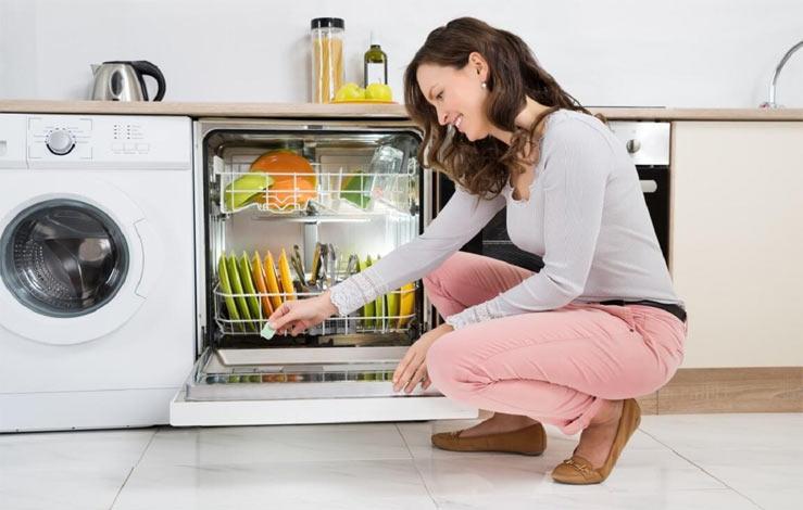آموزش استفاده از ماشین ظرفشویی