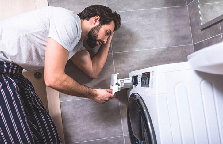 آموزش استفاده از ماشین لباسشویی