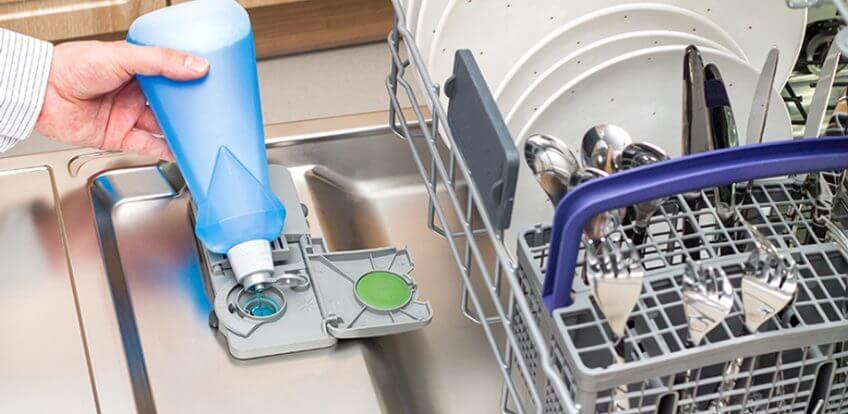 تنظیمات شستشوی ماشین ظرفشویی