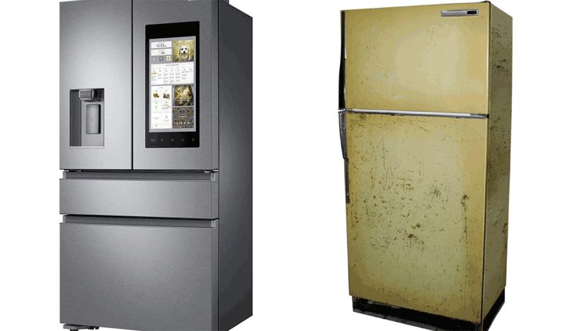 چه زمانی باید یخچال را تعویض کنیم؟