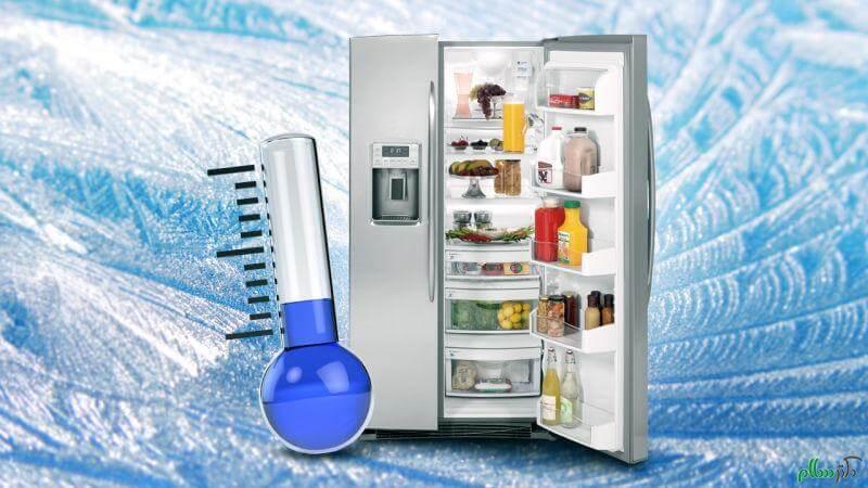 ترموستات یخچال چیست+ آموزش تنظیم درجه یخچال
