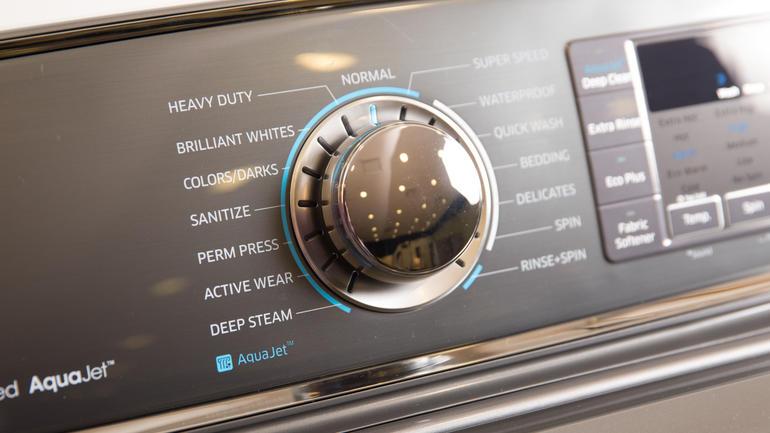کد خطای 8C در ماشین لباسشویی سامسونگ