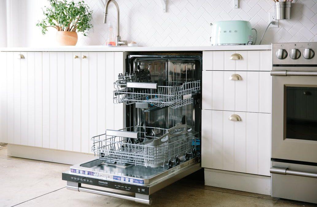 معرفی کامل اجزا ماشین ظرفشویی