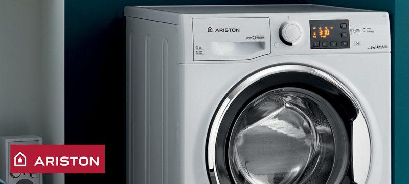 کد خطای H20 در لباسشویی آریستون