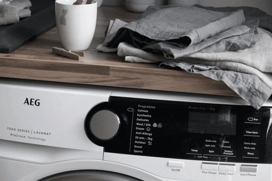 کدهای خطای ماشین لباسشویی آاگ مدل L6FBI842N