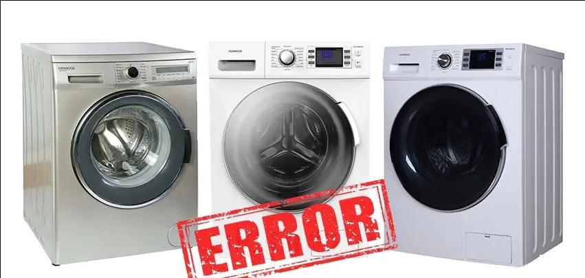 کدهای خطای لباسشویی آدمیرال