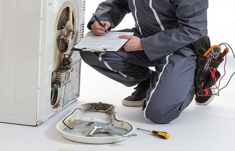 نکاتی که باید در هنگام آمدن تعمیرکار رعایت شود چیست؟