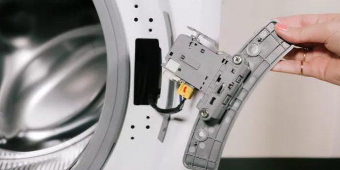 کد خطای E41 در لباسشویی کنمور