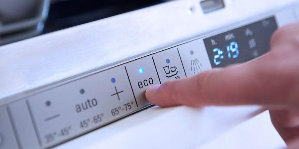 کد خطای Er-08 در ماشین ظرفشویی الکترولوکس