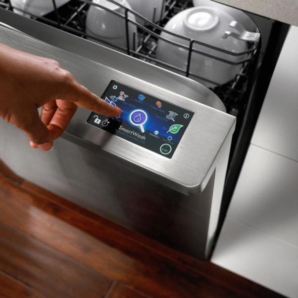 کد خطای E10 در ماشین ظرفشویی مجیک