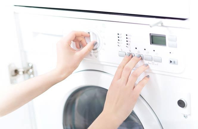 کد خطای F03 در لباسشویی مجیک