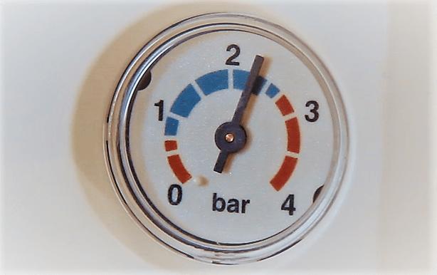 چگونه فشار پکیج را تنظیم کنیم؟