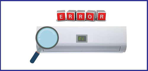 کدهای خطای کولرگازی مدیا مدل اینورتر