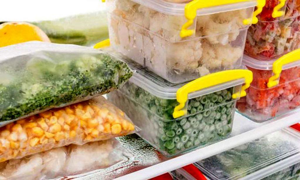 چرا مواد غذایی در فریزر منجمد نمیشوند؟
