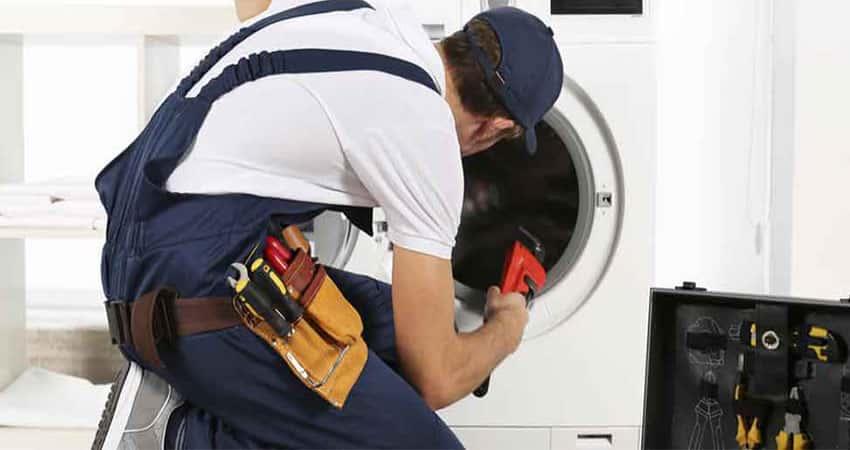 خراب شدن موتور ماشین لباسشویی