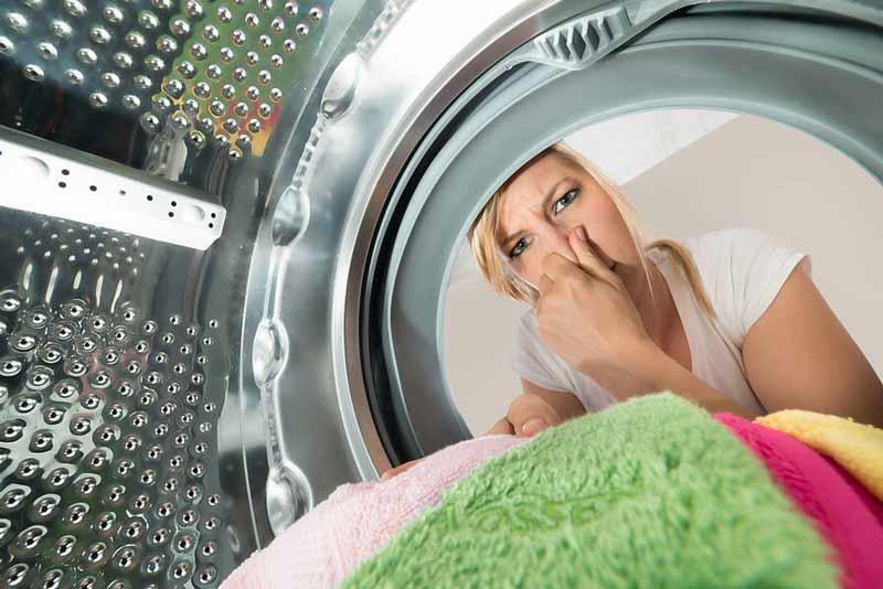 علت بوی بد در ماشین لباسشویی چیست؟ رفع بوی بد ماشین لباسشویی