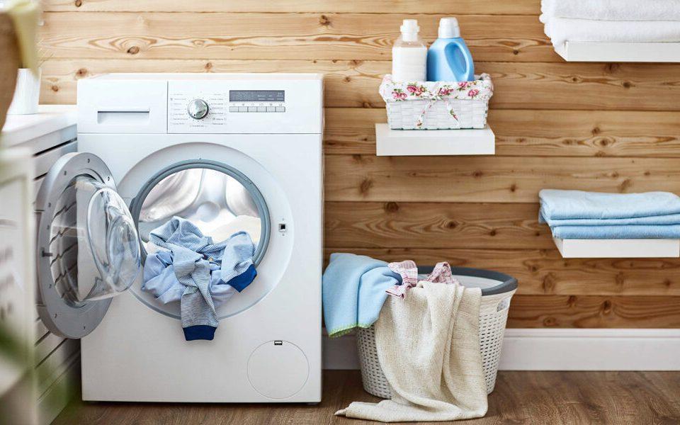 علت حل نشدن پودر در لباسشویی چیست؟
